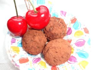Buck-wheat cinnamon bonbons