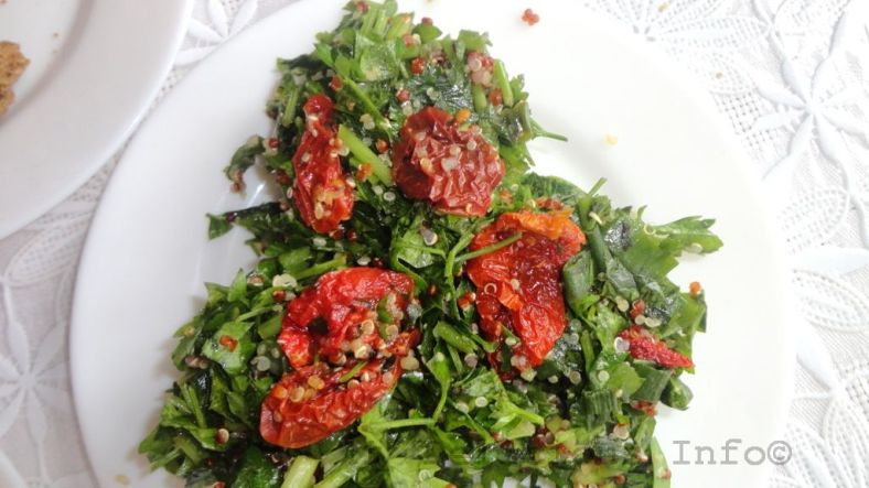 Tabule (Tabouli) Salad kinoa