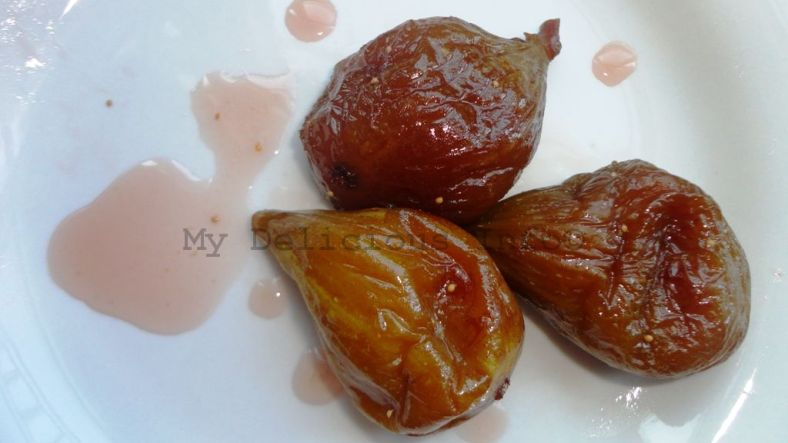 Home made fig jam
