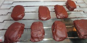 Homemade chocolate sweets
