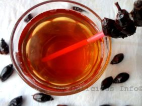Rose hip - wild brier drink