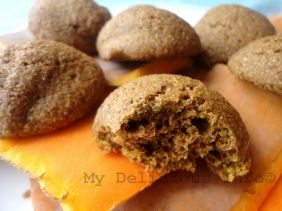 Homemade pumpkin sweets