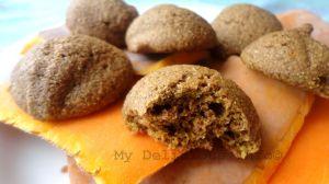 Homemade pumpkin sweets