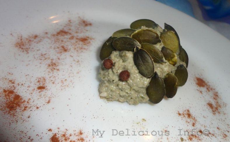 Pumpking-seeds butter