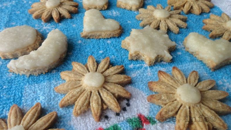 Homemade coco-nut sweets