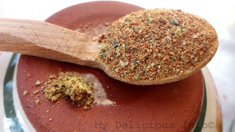 Natural vegetable salt