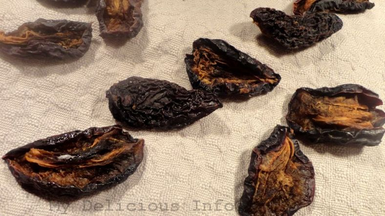 Dried plums