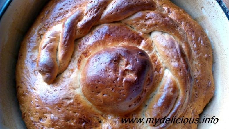 Bread for St. Michael the Archangel